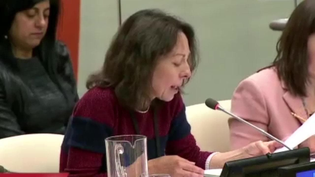 """The European Parliament Commission on the Status of Women recently announced its """"priorities"""" for its next conference is defend women right to abortion"""