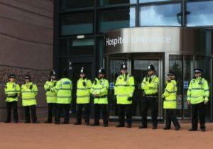 Conflictive NHS hospital's decisions