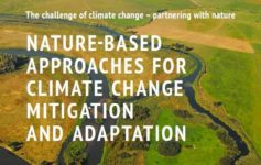 Nature is our greatest ally. We can'tprescind from it. climate change natural solutions are not being implemented across the globe